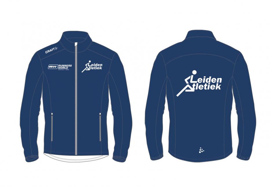 Leiden Atletiek jack