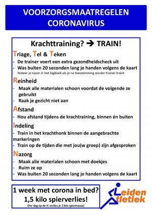 Krachttraining TRAIN
