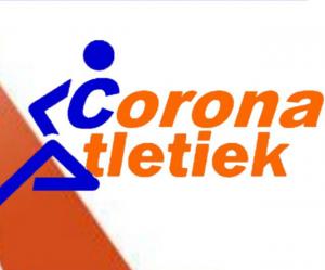 Corona Atletiek logo
