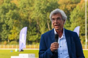 jubileumfestiviteiten - voorzitter LA Anton van Kempen