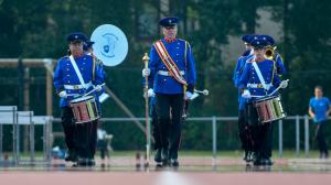 jubileumfestiviteiten - Fransicus Band